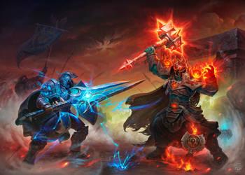 Alliance vs Horde WoW