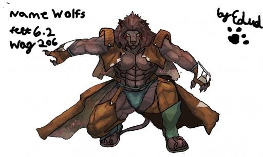 lion warrior by lion7715 on DeviantArt