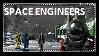 Space Engineers Stamp by tonystardreamer