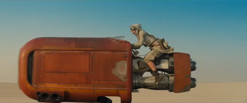 Awesome Box Speeder by tonystardreamer
