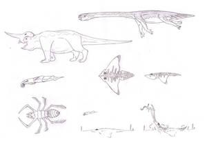 Saturday Sketches 05