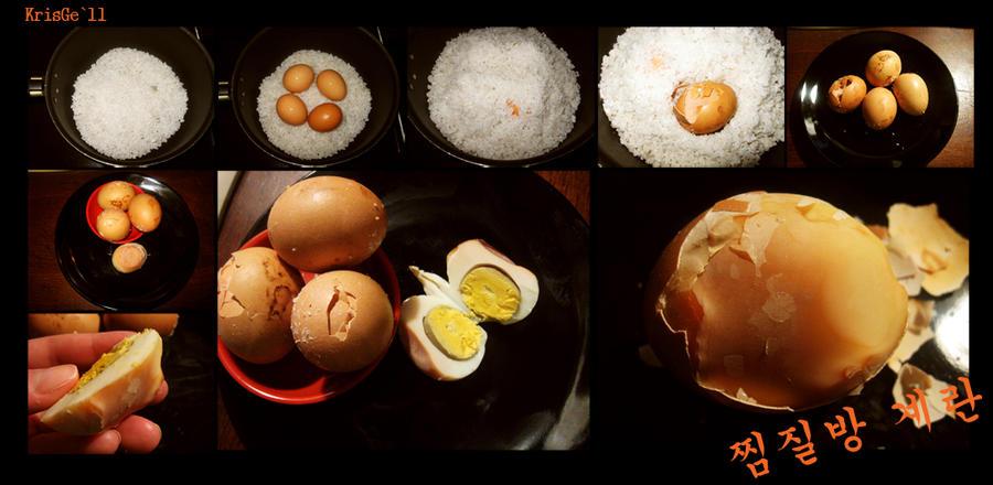 korean sauna eggs by SoshinaAi