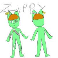 Zippy ref by Adrianepicl