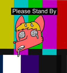 Please Stand By by Adrianepicl