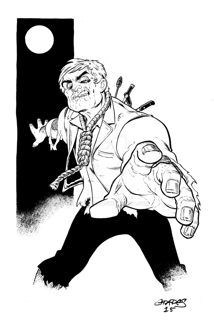 Solomon-Grundy by wjgrapes