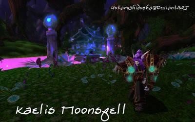 Kaelis Moonspell - background by HotaruShidosha