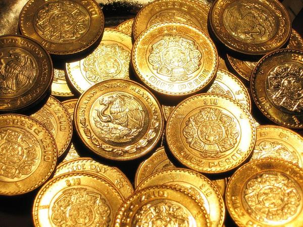 Золото Ацтеков крайней
