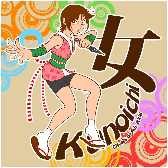 Kunoichi by chloebs