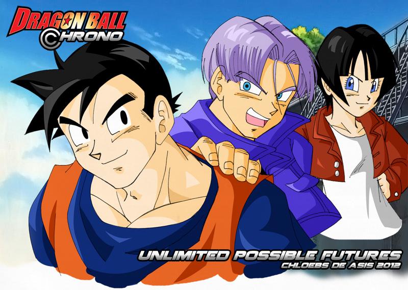 Dragon Ball Chrono by chloebs