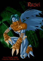 The Soul Reaver by chloebs