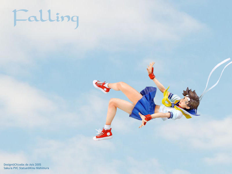 Falling by chloebs