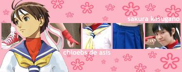S. Kasugano Cosplay Details by chloebs