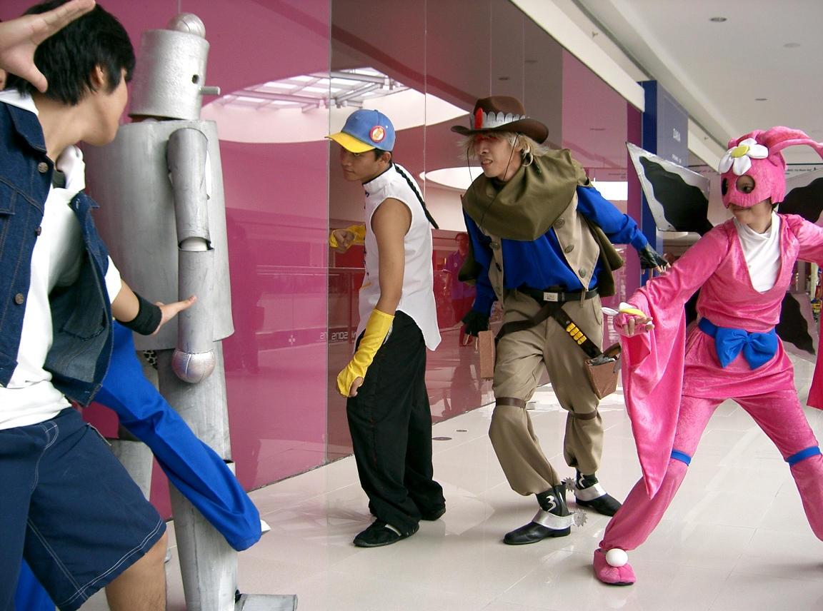 Namco x Capcom x SNK? by chloebs