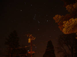 Clear Orion Sky