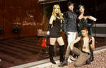 Black Moon Clan Cosplay - AnimeNEXT 2012