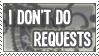 Stamp - I Don't Do Requests by KrisRix