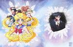 Sailor Moon Crystal-ified Manga Image
