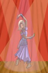Dancer by PsychicDuelistRBD