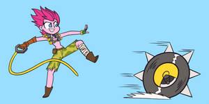 Pinkie Scrapmare Pie