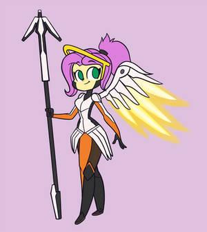 Poni-watch - Mercy-shy