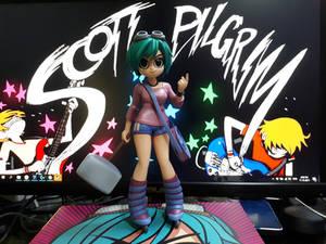 Ramona figurine get!