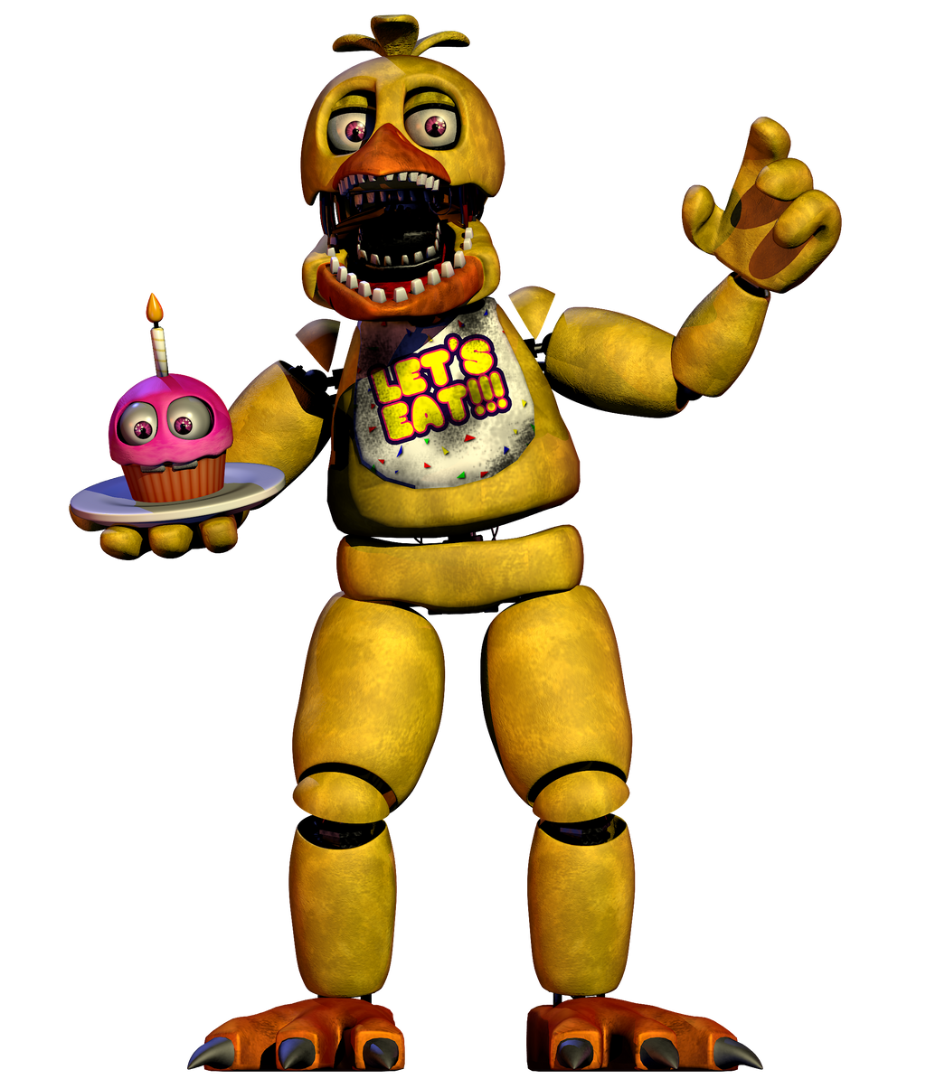Thudners UnWithered Chica HW Fix By TaddyDudstare On