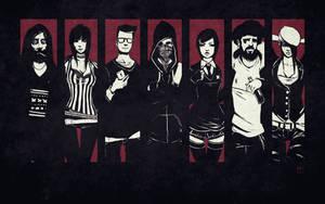 A Crew. by MegyeriMano