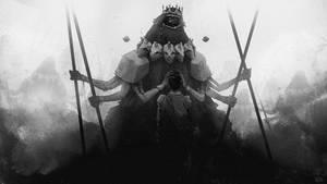 The Walking Terror of War by MegyeriMano