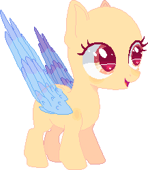 Haha another mlp base by TheDarkLightht
