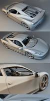 Ferrari 458 by Linolafett