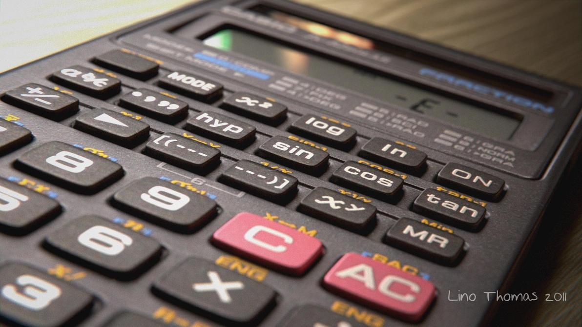 Calculator by Linolafett