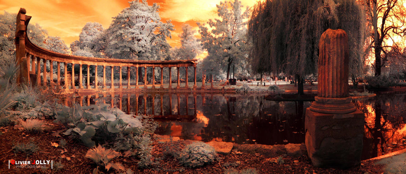 Infrared Parc by bamboomix