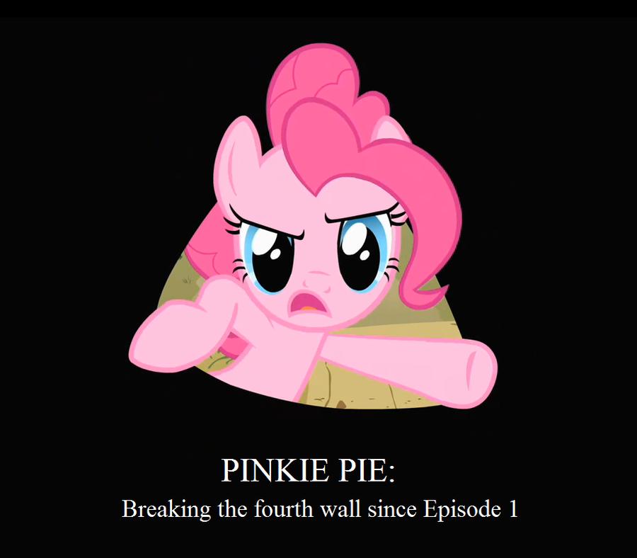 Pinkie Pie Motivator by acornheart465