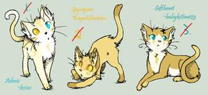 *CLOSED* Kitten Draw-To-Adopt
