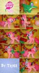 Pinkie Pie and Gummy plushies