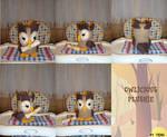 Twilight's pet Owlicious plushie