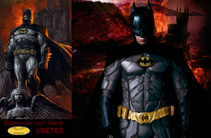 Batman Inc. suit Manip
