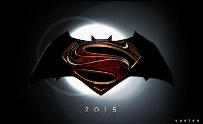 Superman/Batman Film Logo
