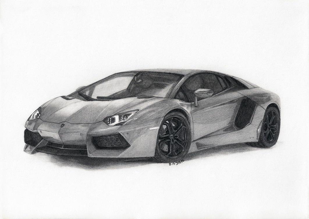 Lamborghini Aventador by Bajanoski on DeviantArt