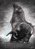 Star Wars Episode VII Drawing by Bajan-Art