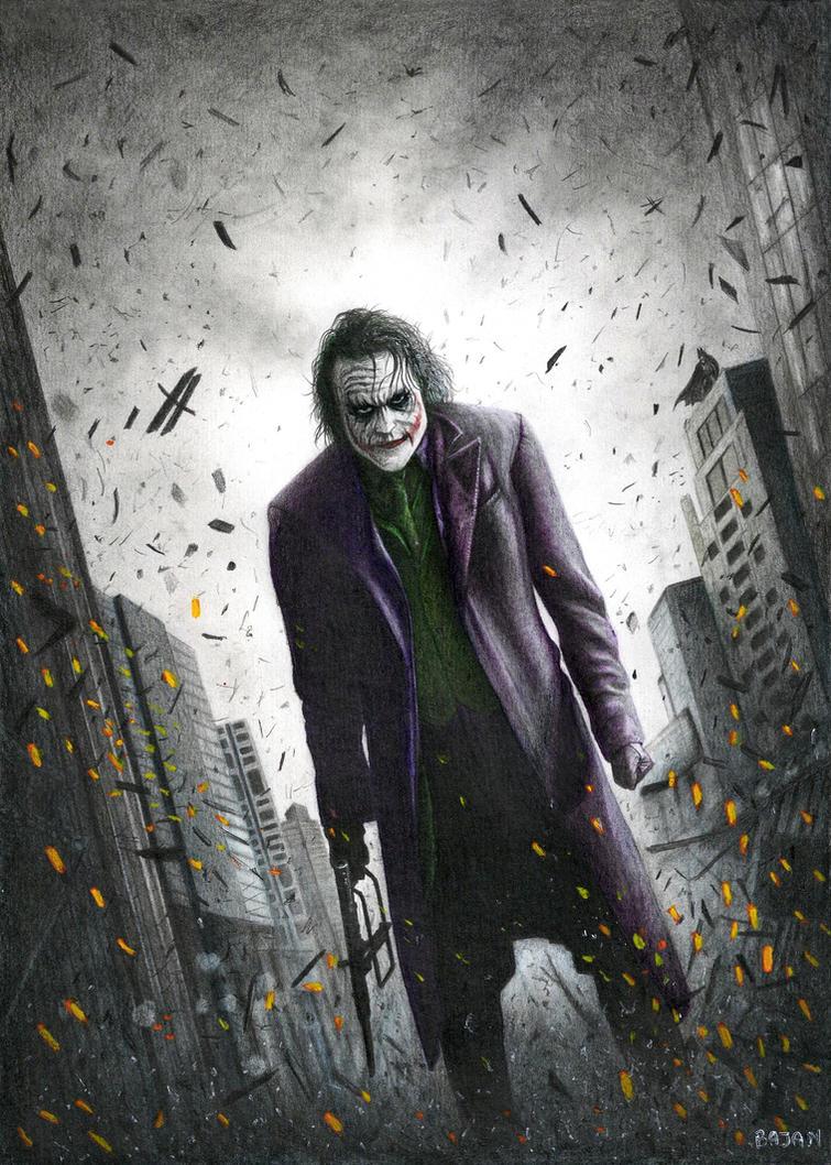 the joker heath ledger why so serious