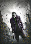 Joker Batman: The Dark Knight