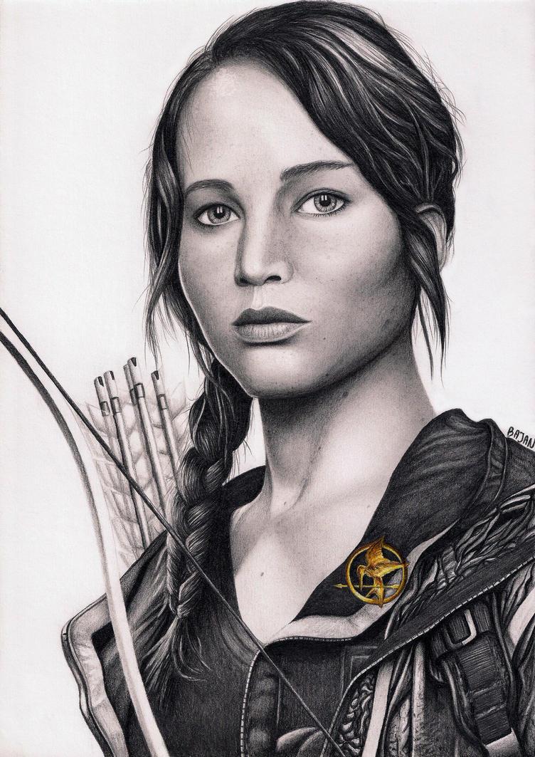 Katniss Everdeen The H...