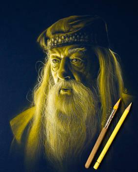 Albus Dumbledore Drawing