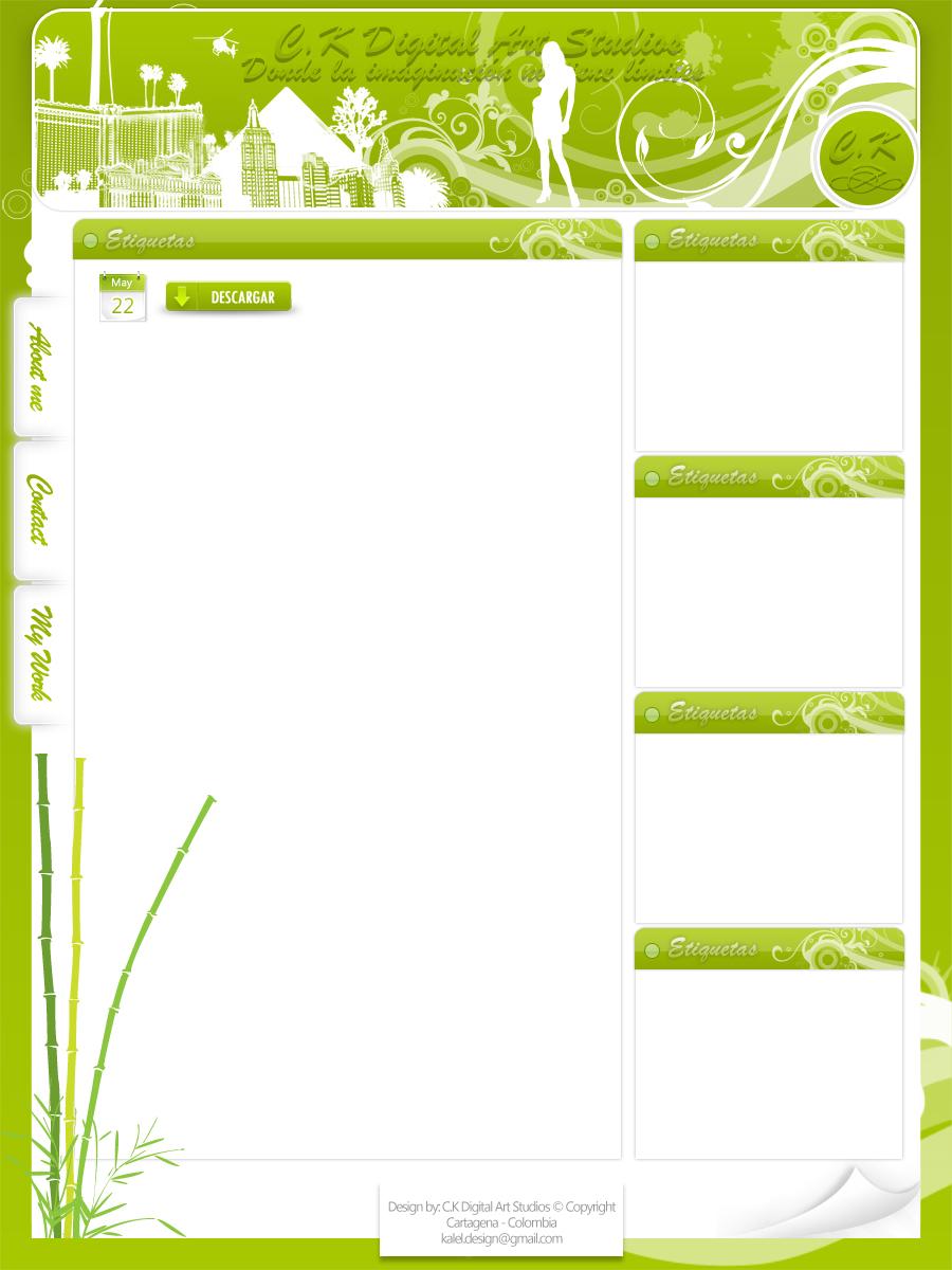 Green gmail theme - Vektor Green Theme By Kdezign Vektor Green Theme By Kdezign