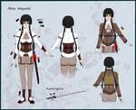 Ame Hayashi Reference Sheet