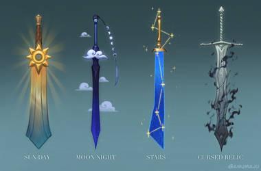 Swordtember Days 5-8