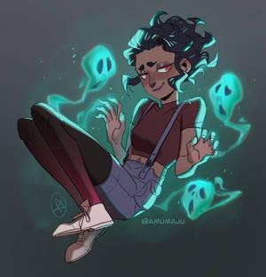 Spooky Chiyo