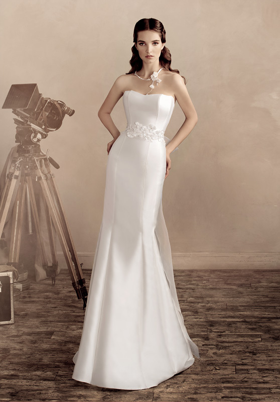 Simple elegant wedding dresses by fashion7day on deviantart for White elegant wedding dresses