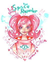 SC5: She's A Cosmic Reporter